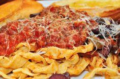 easy chicken parmesan sandwishes