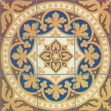tiles Portugal - Handmade tiles can be colour coordinated and customized re. shape, texture ...