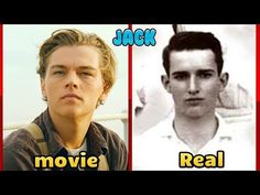 Real life Characters of Titanic Movie (Informative Video)