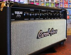 The Carol-Ann Texas Fifty is a rare gem to find, only 20 of these awesome amps exist in the world and we have one! :)