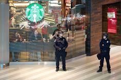 Terrorists threaten attack on Mall of America