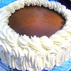 myllarin_makea_kinuskikakku Kermit, Donuts, Muffins, Cooking Recipes, Birthday Cake, Cookies, Baking, Pastries, Desserts