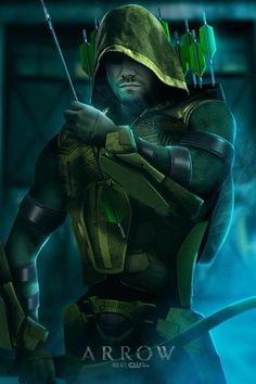 Green Arrow by Bosslogic.