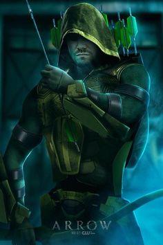 Green Arrow byBosslogic.