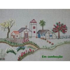 Cushion Embroidery, Hand Embroidery Patterns Flowers, Hand Embroidery Videos, Wool Embroidery, Embroidery Works, Hand Embroidery Stitches, Embroidery Hoop Art, Cross Stitch Embroidery, Embroidery Designs