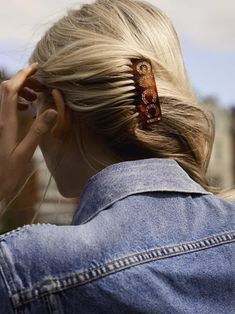 Hair Slides: The Designer Edit Of Our Favorite Hair Accessories (Featuring: Gucci Crystal Hair Slide)