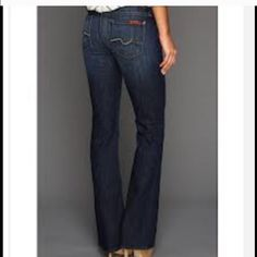 7 for all mankind flare jeans. Nwot 7 for all mankind flare jeans. Nwot 7 for all Mankind Jeans Flare & Wide Leg