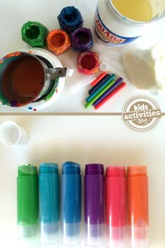 Make this DIY lipstick from crayons! It's cheap, easy to make and is a fun tween stocking stuffer.