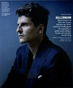 I just really can't get enough of Mario Gomez.
