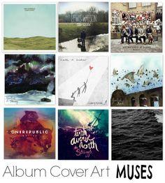 Featured // Album Cover Art Muses
