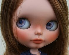 Clementine - OOAK Custom Art Blythe Doll by Rainfable Dolls (2015)