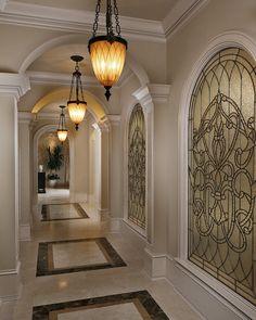 Lovely interior!