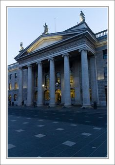 General Post Office (GPO) Dublin, Ireland Copyright: Olivier THIERRY
