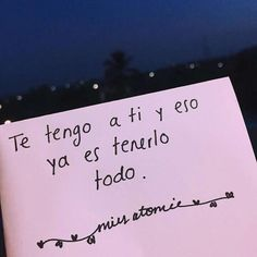 Quotes For Him, Cute Quotes, Amor Quotes, Stupid Love, I Love You, My Love, Love Phrases, Love Notes, Spanish Quotes