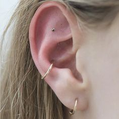 The Coolest Piercings New York Girls Are Getting Right Now #refinery29 http://www.refinery29.com/2017/06/156932/new-york-city-piercing-trends#slide-7