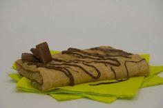 Tripas doces de aveiro (saudável) - Receita - SAPO Lifestyle Sin Gluten, Healthy Recipes, Healthy Food, Beef, Crepes, Portugal, Gastronomia, Sweet Pastries, Buttermilk Pancakes