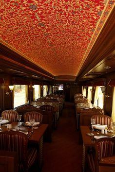 Un viaje por los trenes más lujosos //#joyas #lujo #joyce #luxury#style