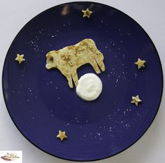 Full moon food. Fun, healthy, creative food for kids big and small