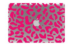 Leopard Print Macbook Decal / Macbook Sticker / by BengalWorks