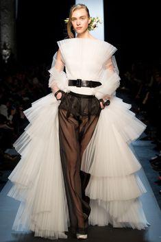 visual optimism; fashion editorials, shows, campaigns & more!: jean paul gaultier haute couture s/s 15 paris