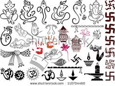 Ganesha with wedding symbols by Ajay Shrivastava, via Shutterstock