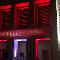 Un San Valentino in rosso... #chiantilovers anteprima Chianti Petriolo