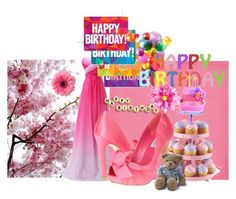 """""""HAPPY BIRTHDAY SEPTEMBER BIRTHDAYS"""" by velvetviolet ❤ liked on Polyvore featuring beauty, rsvp, notNeutral and Lexington"""