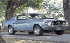 1968 Mustang GT 428 Cobra Jet