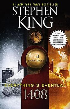 Everything's Eventual by Stephen King - BookBub Stephen King Movies, Steven King, I Love Books, Books To Read, My Books, Amazing Books, Literary Fiction, Fiction Books, The Hunger Games
