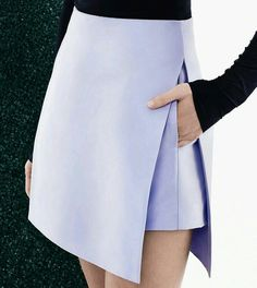 Mod skirt clickbytaste: clickbytaste: via fashionwolf and brunchatbergdorfs: Details at Dion Lee Resort 2015 Fashion Details, Look Fashion, Womens Fashion, Fashion Design, Fashion 2018, Fashion Fall, Street Fashion, Mode Outfits, Fall Outfits