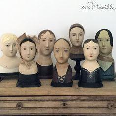 L'Armoire de Camille: Les Marottes