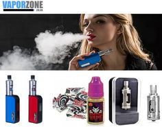 Vapor Zone is a trusted online purveyor of #E_cigs_store that offers the best #electronic_cigarette along with genuine accessories and refills. We provide a starter kit of E cigarette for beginners at affordable prices. Moreover, offered cigarettes are considerate of your health and wallet.