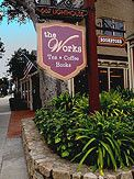 My favorite book store! Its actually owned by my cousins kindergarden teacher and her husband,