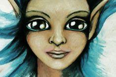 Wenn Deine Affäre sich nicht mehr meldet frag Deine Intuition: Elfenbild von Karomami ®