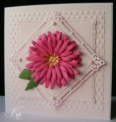 Lovely Aster by kiagc - Cards and Paper Crafts at Splitcoaststampers