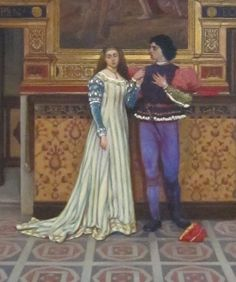 tiny-librarian: Different depictions of Romeo... | Shakespeare Forever