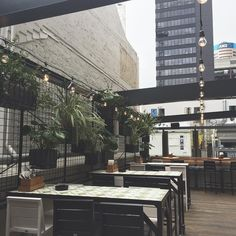 Hello #Auckland! You have such pretty eateries  had an amazing lunch at @theglassgoose