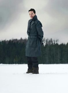 I've never wanted to be so cold...