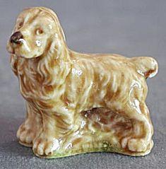Wade Whimsy Figurine Cocker Spaniel