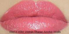 wet n wild within these adobe walls swatch Maybelline Creamy Matte Lipstick, Nyx Soft Matte Lip Cream, Lipsticks, My Beauty, Beauty Makeup, Beauty Hacks, Hair Beauty, Beauty Tips, Gorgeous Makeup