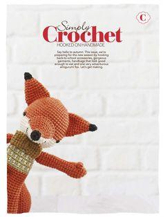 Simply Crochet  Issue 35 2015 - 轻描淡写 - 轻描淡写 Knitting Books, Crochet Books, Cute Crochet, Knit Crochet, Crochet Sweaters, Crochet Chart, Crochet Patterns, Crochet Organizer, Simply Crochet