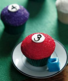 Cupcakes Pool | Billiards | Snooker