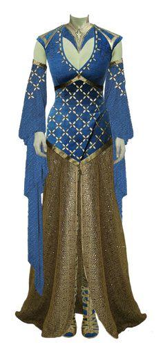 (SGA) Wraith Queen dress. by utan77.deviantart.com on @DeviantArt