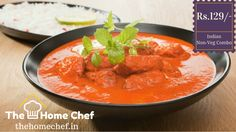 Let's have some spiciness today. Order here From www.thehomechef.in/daily-meals #IndianFood #FoodDeliveryServices #OrderFoodOnline #ComfortFood #TheHomeChefIndia