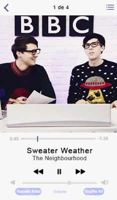 RGBAGGDASGVXJJITGBERFG!!!!!! I LOVE DAN AND PHIL ANNNNDD SWEATER WEATHER!! BEST POST EVER!!!