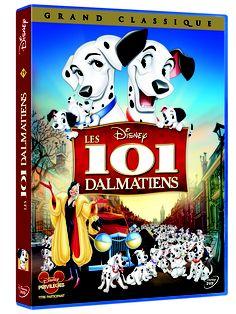 DVD LES 101 DALMATIENS - Créez votre board « Liste Magique de Noël Disney », épinglez-y 20 produits maximum qui viennent de notre board « Liste Magique de Noël Disney ». Chaque jour un « cadeau du jour » est à gagner par tirage au sort. Le 21 Décembre, celui qui aura le plus de like sur son board « Liste Magique de Noël Disney » gagnera la totalité de son board. - http://www.disney-television.com/reglement-pinterest-Noel-Disney.pdf -  #NoelDisney