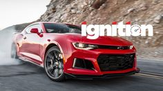 2017 Chevrolet Camaro ZL1: Meet the Supercar Destroying Camaro! - Igniti...