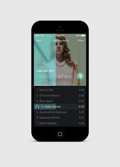 iOS 7 UI Inspiration