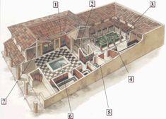art romans interiors romans architecture ancient romans romans ...