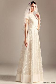 Temperley London 2014/2015 Wedding Dresses — Iris Bridal Collection | Wedding Inspirasi